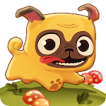 Pug Run v1.2.1 Mod Money + Ad Free