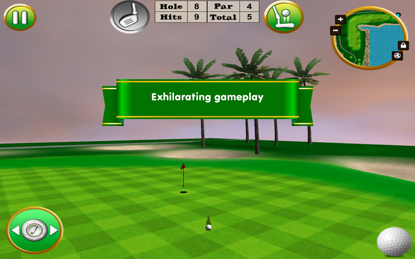 Ultimate Golf Tour- screenshot