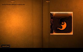 Screenshot of The Book of Shadows