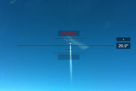 Cloud Topper Pilot Sight Level- screenshot thumbnail