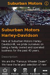 Suburban Motors H-D - náhled