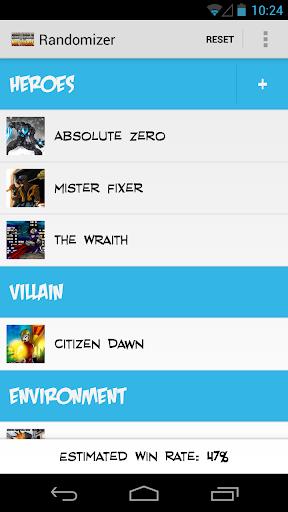 Sentinels Randomizer  screenshots 1