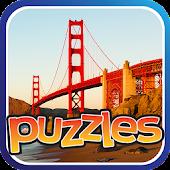 Famous Bridges Puzzles - Free