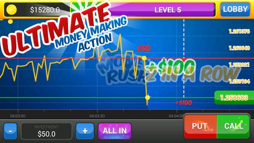 MoneyRush - WallStreet Trading