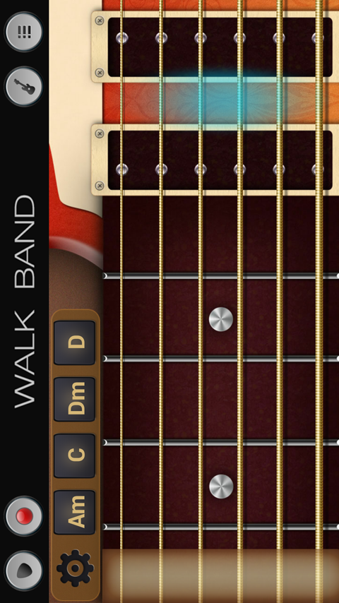 Walk Band: Piano,Guitar,Drum..- screenshot