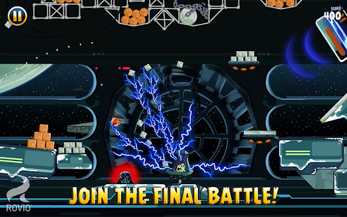 Game Angry Birds Star Wars APK for Windows Phone