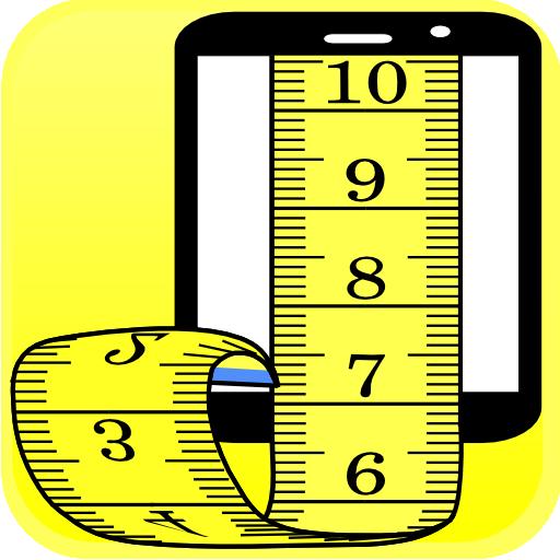 大标尺厘米 工具 LOGO-玩APPs