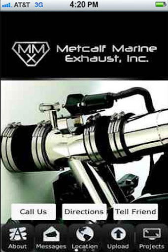 Metcalf Marine Exhaust Inc.