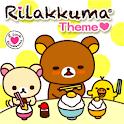 Rilakkuma Theme2 logo