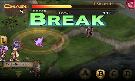 RPG Blazing Souls Accelate Screenshot 8