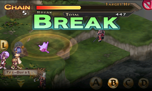 RPG Blazing Souls Accelate- screenshot thumbnail