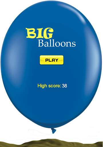 Pop Balloons - game like piano