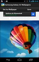 Screenshot of Galaxy S4 Wallpaper HD