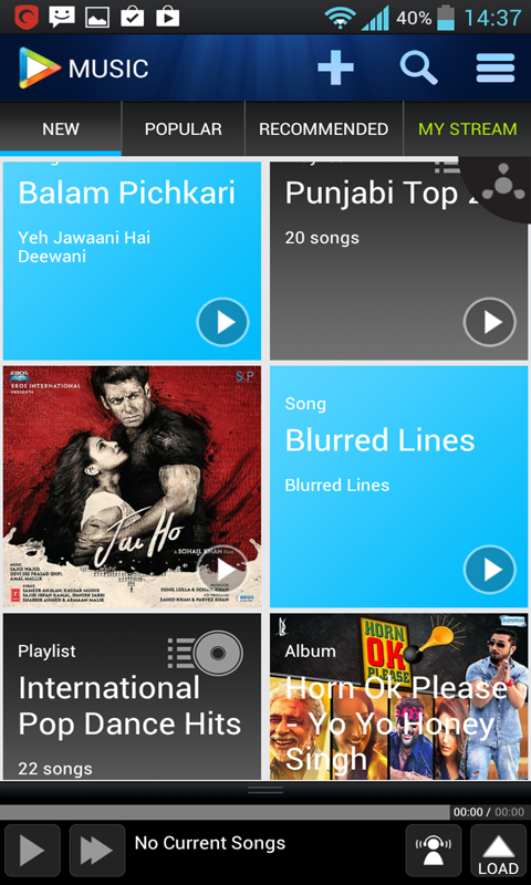 Bollywood Songs & Hindi Music - screenshot