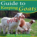 Guide to Keeping Goats Preview logo