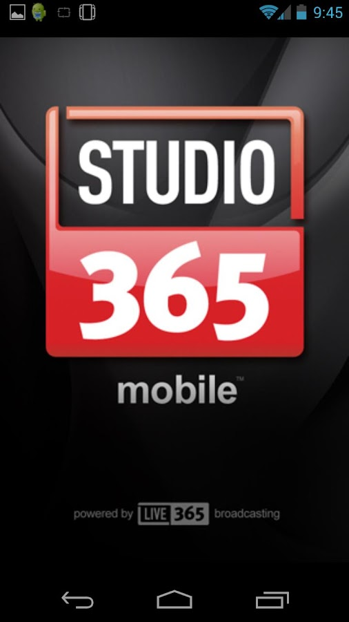 Studio365 - screenshot