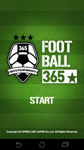 FOOTBALL365 -フットサルサッカー管理アプリ-