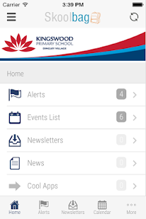 Kingswood Primary School- screenshot thumbnail