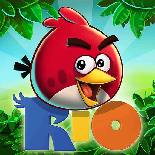 Angry Birds Rio - APK MOD RACK - Dinheiro Infinito