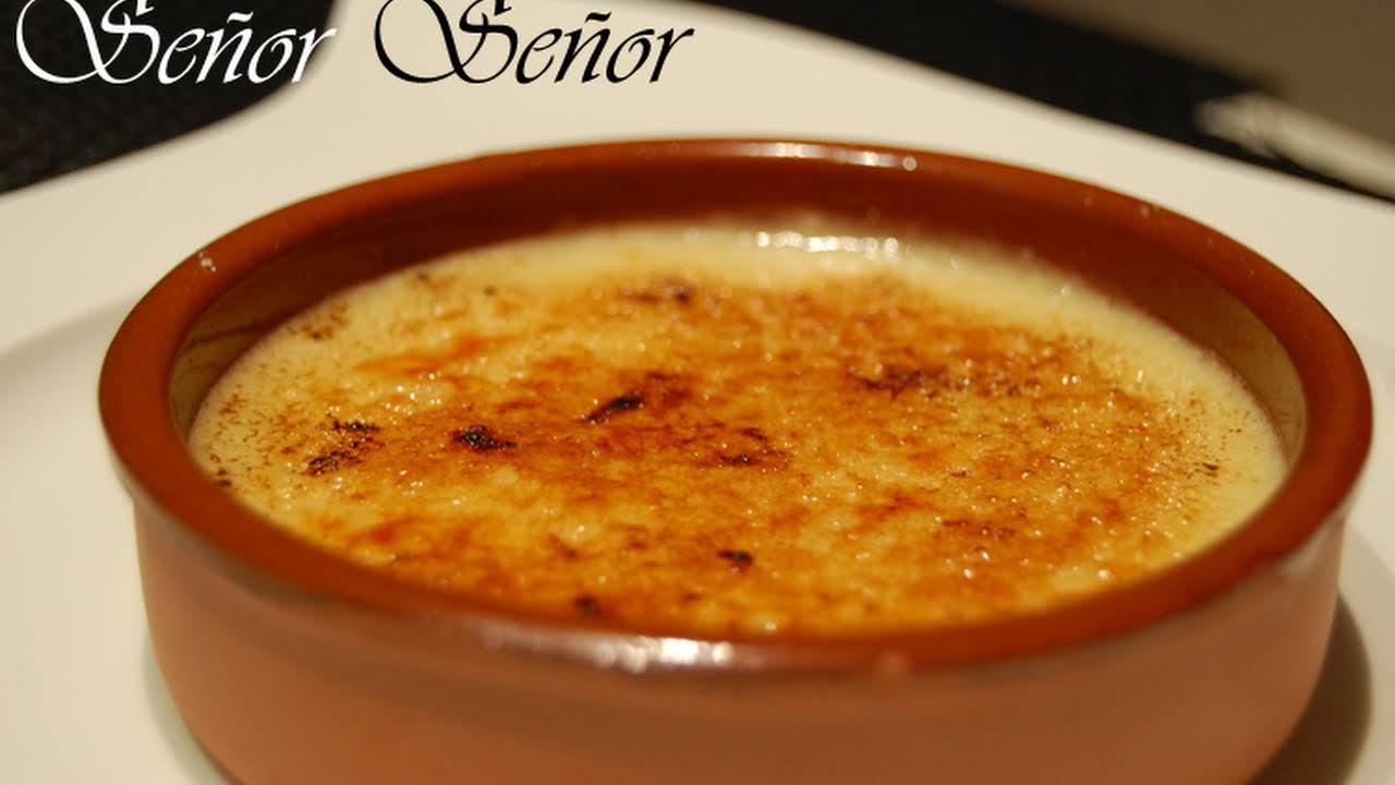 Spanish Creme Brulee Recipe Yummly