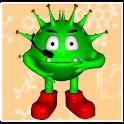 Super Bacteria Run icon