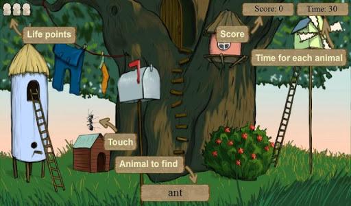 Hidden Animals FREE 2+ 1.2.5 screenshots 8