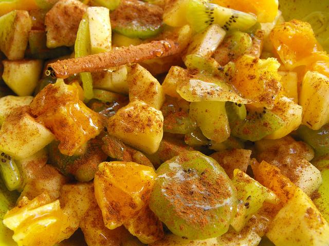 Simple Fruit Salad Recipe