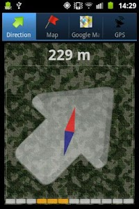 GPS, find me! screenshot 2