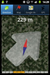 GPS, find me- screenshot thumbnail