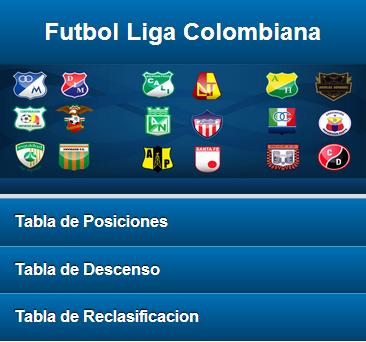 Liga Colombiana Postobon