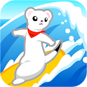Surfing Ermine icon