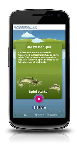 Wasser Quiz