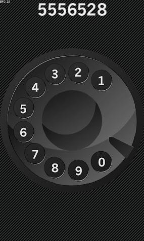 Antique Dialer Screenshot