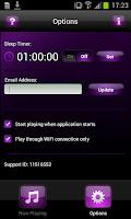 Screenshot of JetSetFM