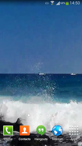Ocean Waves Live Wallpaper 14  screenshots 5