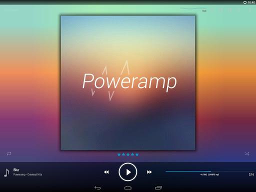 Skin for Poweramp KK/JB/ICS  screenshots 10