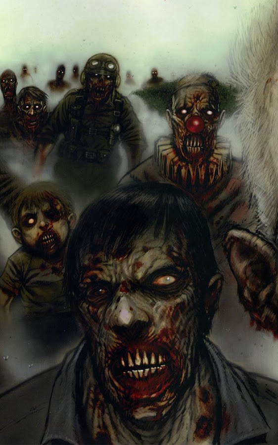 zombie live wallpaper android apps on google play