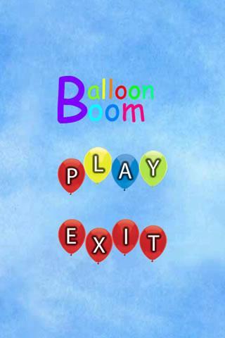 Balloon Boom