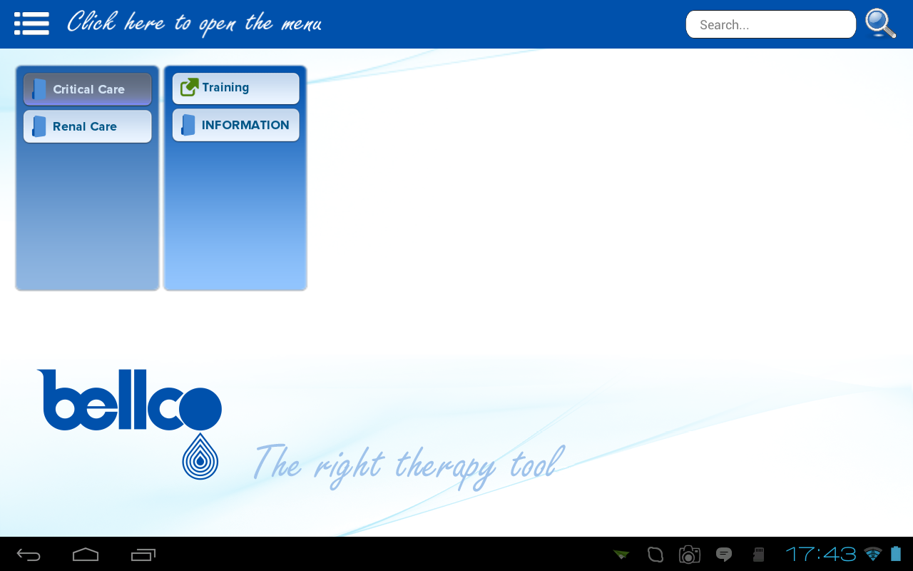 Bellco The Right Therapy Tool- screenshot
