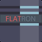 CM10.1 - Flatron Theme