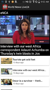 World News Live24- screenshot thumbnail