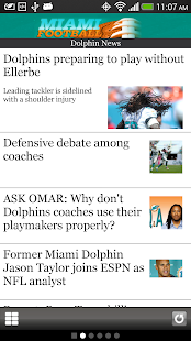 Miami Football- screenshot thumbnail