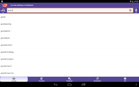 Dutch Dictionary Plus v3.4.218.26607