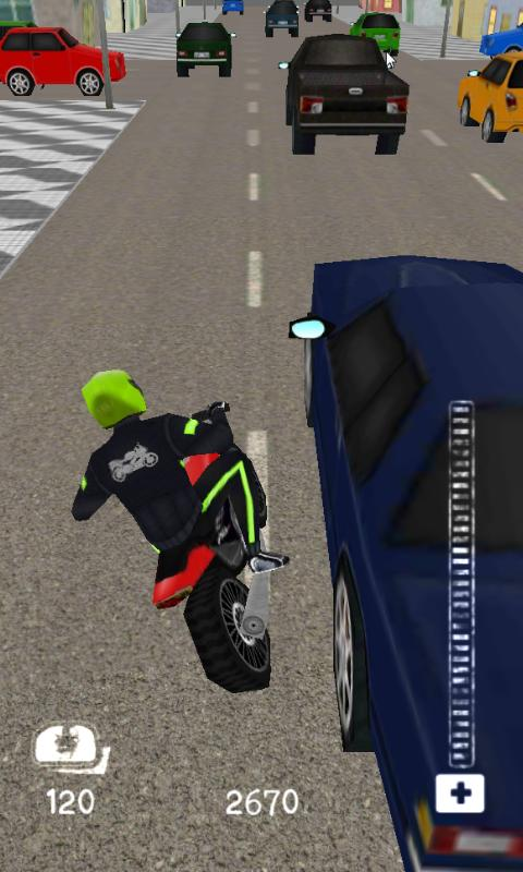 Motoboy - screenshot