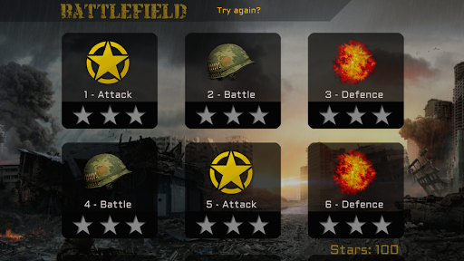 Battlefield Shooting 3D
