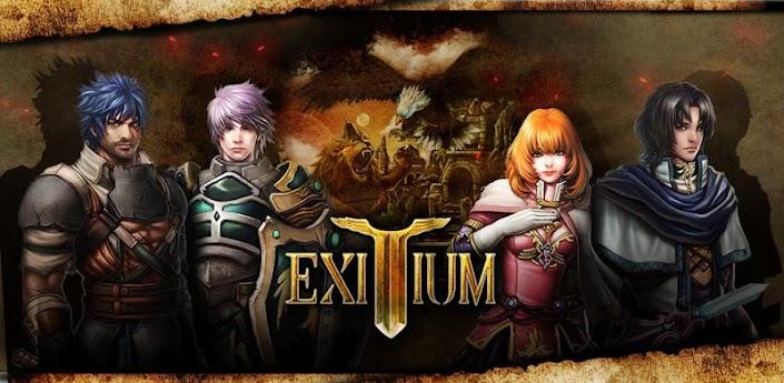 Скачать Exitium: Saviors of Vardonia - лучшая RPG для Андроид
