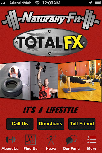 Naturally Fit Total FX - PEI