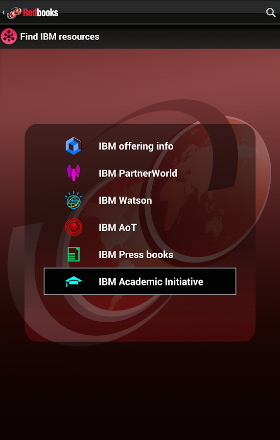 IBM Redbooks - screenshot