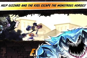 Screenshot of Escape from Age of Monsters