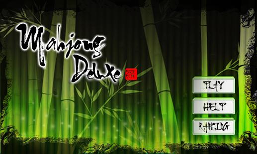 Mahjong Deluxe apk screenshot 1